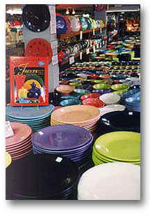 Fiesta Dinnerware at Holley Ross